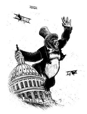 Ape Lincoln